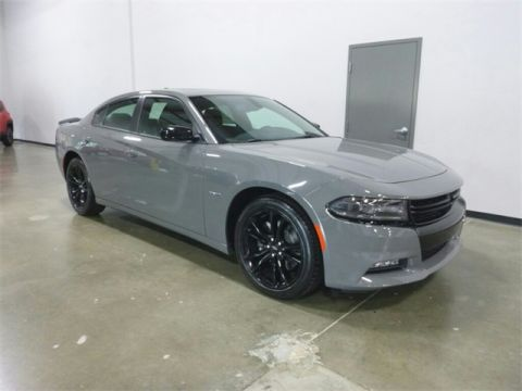 NEW 2018 DODGE CHARGER R/T RWD