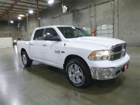 NEW 2018 RAM 1500 HARVEST CREW CAB 4X4 5'7 BOX