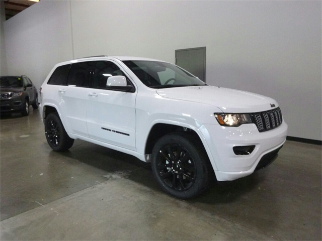 New 2018 Jeep Grand Cherokee Altitude Sport Utility In Wilsonville