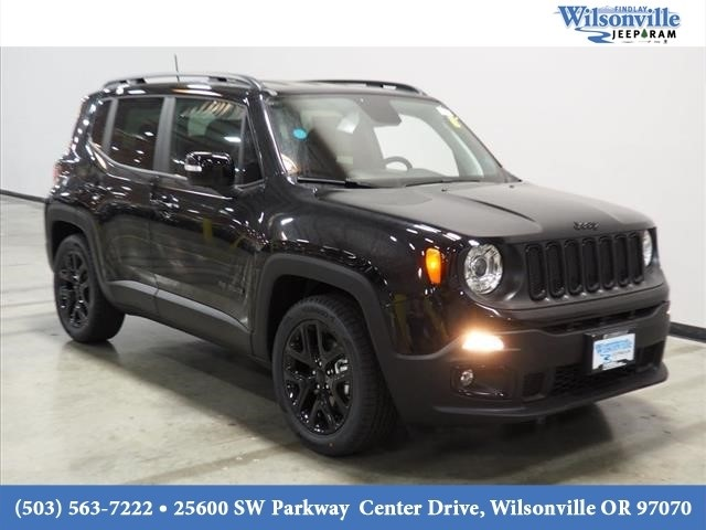 NEW 2018 JEEP RENEGADE ALTITUDE 4X2