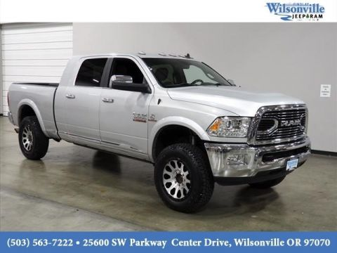 Pre-Owned 2016 Ram 3500 Limited